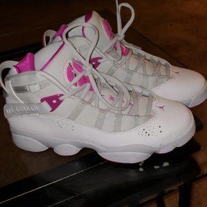 Women s Jordan Shoes For Little Girls on Poshmark 33b546df17